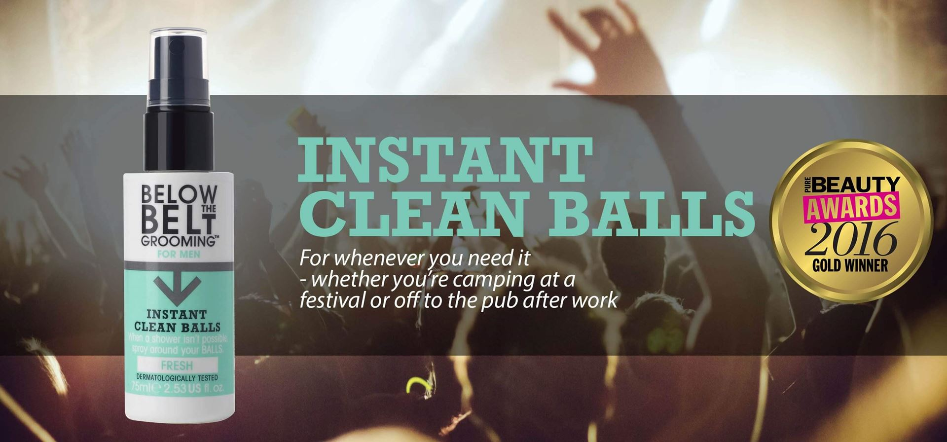 Instant Clean Balls