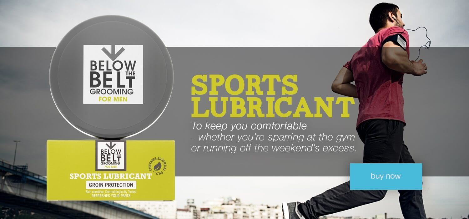 Sports Lubricant