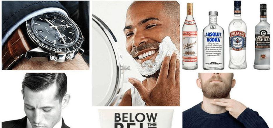 TOP MEN'S GROOMING HACKS: ABOVE & BELOW THE BELT